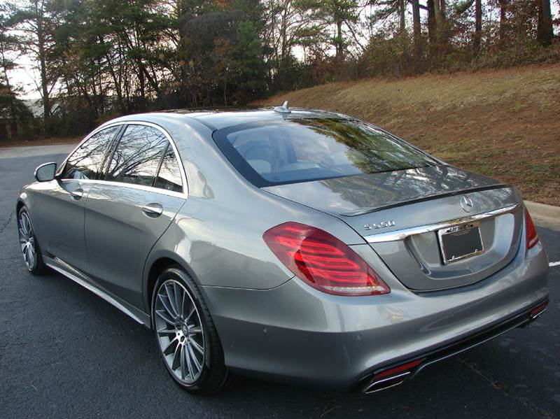 2015 Mercedes-Benz S-Class S550 4dr Sedan - Marietta GA