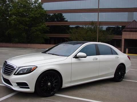 2015 Mercedes-Benz S-Class for sale in Marietta, GA