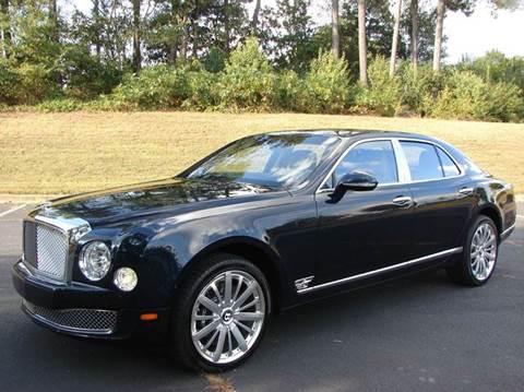 Bentley Mulsanne For Sale - Carsforsale.com®
