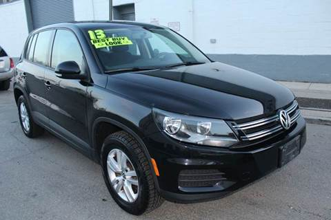 2013 Volkswagen Tiguan for sale in Jamaica, NY