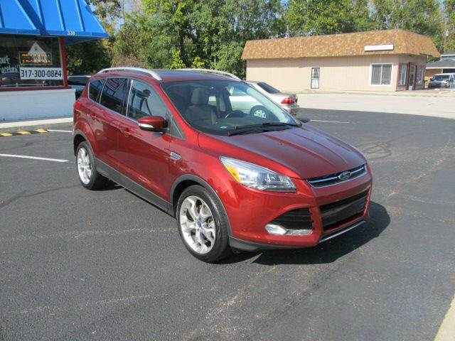 2014 ford escape for sale in indiana for Premier motors elkhart in