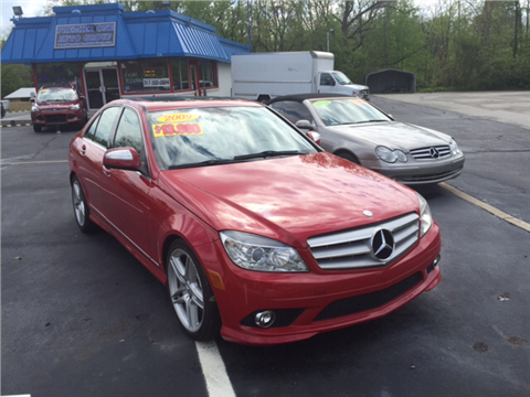 2009 Mercedes-Benz C-Class for sale in Greenwood, IN
