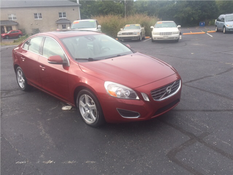 2012 Volvo S60 for sale in Greenwood, IN