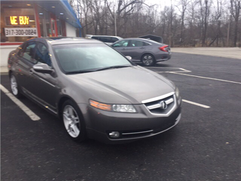 2008 Acura TL for sale in Greenwood, IN