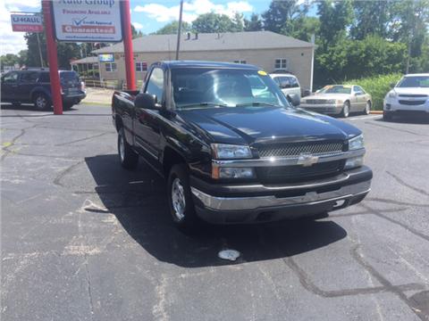 2003 Chevrolet Silverado 1500 for sale in Greenwood, IN