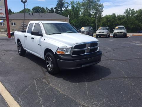 2010 Dodge Ram Pickup 1500 for sale in Greenwood, IN