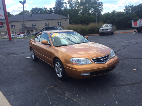 2001 Acura CL for sale in Greenwood, IN