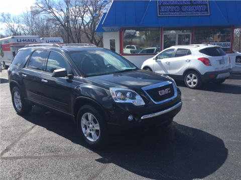 2012 GMC Acadia for sale in Greenwood, IN