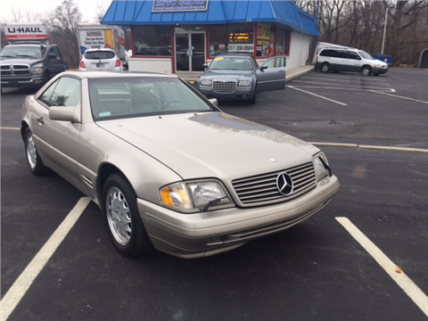 1996 Mercedes-Benz SL-Class for sale in Greenwood, IN