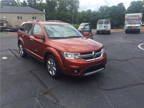 2014 Dodge Journey for sale in Greenwood, IN