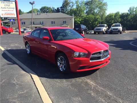 2012 Dodge Charger for sale in Greenwood, IN