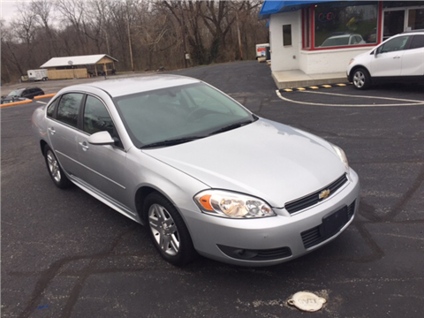 2011 Chevrolet Impala for sale in Greenwood, IN