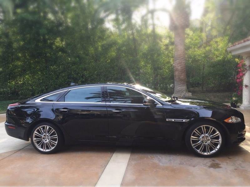 2013 jaguar xjl supercharged 4dr sedan in davie fl auto for Jaguar house music