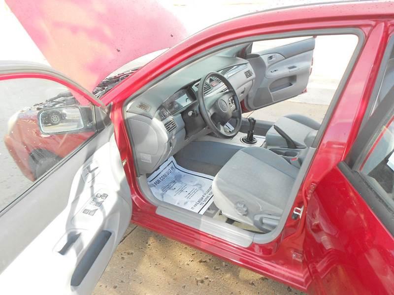 2005 Mitsubishi Lancer ES 4dr Sedan - Castle Rock CO