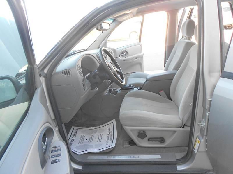 2007 Chevrolet TrailBlazer LS 4dr SUV 4WD - Castle Rock CO