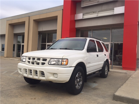 2001 Isuzu Rodeo for sale in Warner Robins, GA