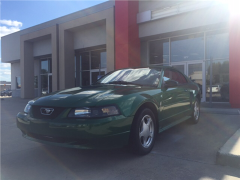 2002 Ford Mustang for sale in Warner Robins, GA