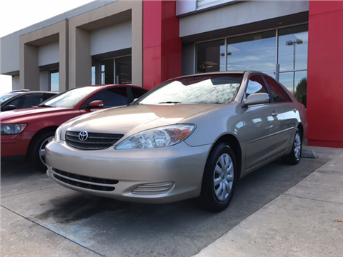 2003 Toyota Camry for sale in Warner Robins, GA