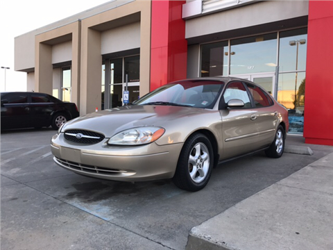 2001 Ford Taurus for sale in Warner Robins, GA