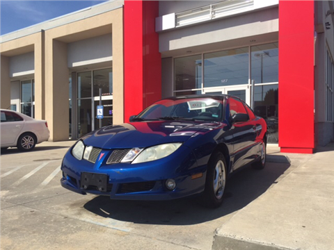 2005 Pontiac Sunfire for sale in Warner Robins, GA
