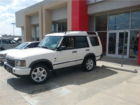 2003 Land Rover Discovery for sale in Warner Robins, GA