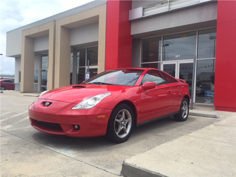 2002 Toyota Celica for sale in Warner Robins, GA