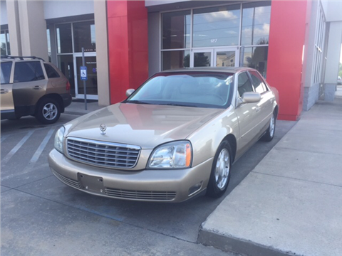 2005 Cadillac DeVille for sale in Warner Robins, GA