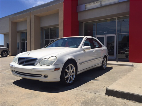 2003 Mercedes-Benz C-Class for sale in Warner Robins, GA