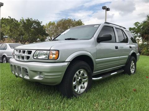 2002 Isuzu Rodeo for sale in Warner Robins, GA