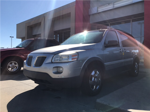 2005 Pontiac Montana for sale in Warner Robins, GA