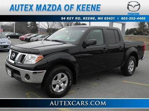 2009 Nissan Frontier for sale in Keene, NH