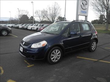 2011 Suzuki SX4 Crossover for sale in Keene, NH