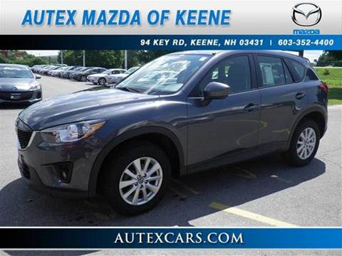 2013 Mazda CX-5 for sale in Keene, NH