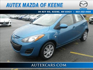 2011 Mazda MAZDA2 for sale in Keene, NH