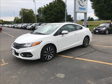2015 Honda Civic for sale in Keene, NH