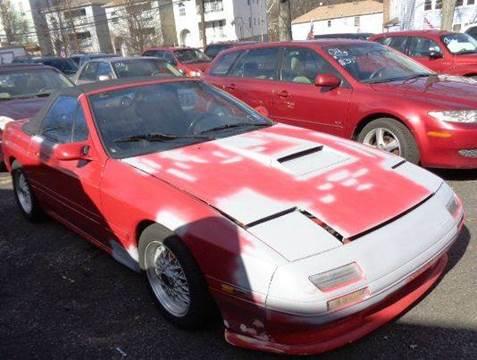1989 Mazda RX-7 for sale in Newark, NJ