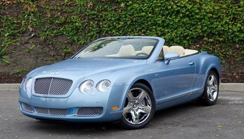 2007 Bentley Continental GTC for sale in Franklin, TN