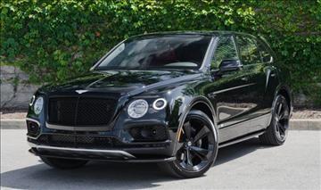 2018 Bentley Bentayga W12 for sale in Franklin, TN
