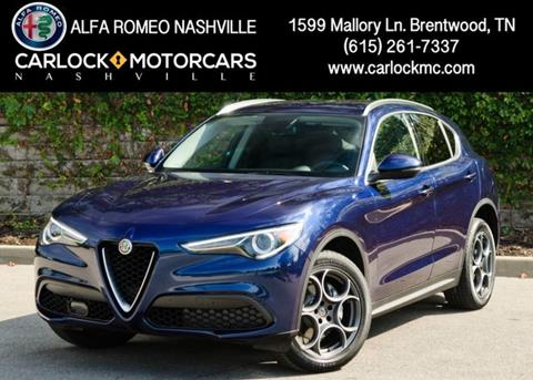 2018 Alfa Romeo Stelvio for sale in Franklin, TN
