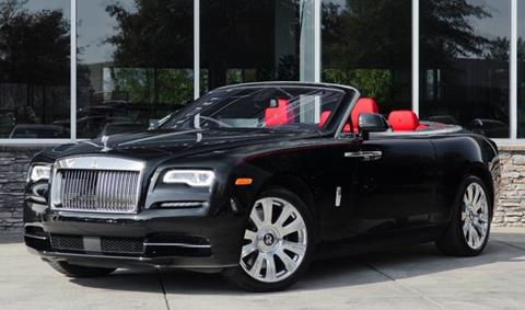 2017 Rolls-Royce Dawn for sale in Franklin, TN