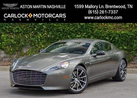 2017 Aston Martin Rapide S for sale in Franklin, TN