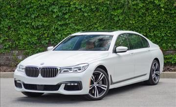 2016 BMW 7 Series for sale in Franklin, TN