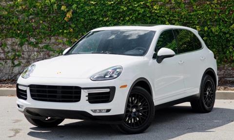2015 Porsche Cayenne for sale in Franklin, TN