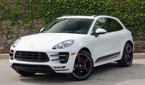 2016 Porsche Macan for sale in Franklin, TN