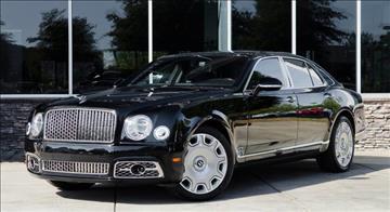 2017 Bentley Mulsanne for sale in Franklin, TN