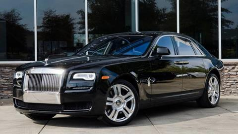 2017 Rolls-Royce Ghost Series II for sale in Franklin, TN