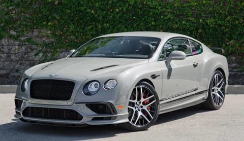 2017 Bentley Continental Supersports for sale in Franklin, TN