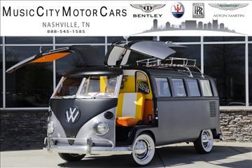 1967 Volkswagen Bus for sale in Franklin, TN