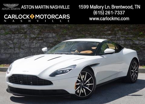 2017 Aston Martin DB11 for sale in Franklin, TN