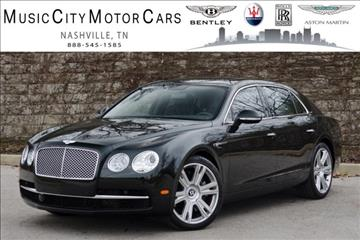 2016 Bentley Flying Spur W12 for sale in Franklin, TN